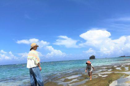 Break at Ohama beach
